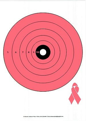 Breast Cancer Single Spot - 10x14